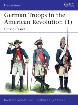 German Troops in the American Revolution